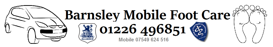 Barnsley Mobile Foot Care