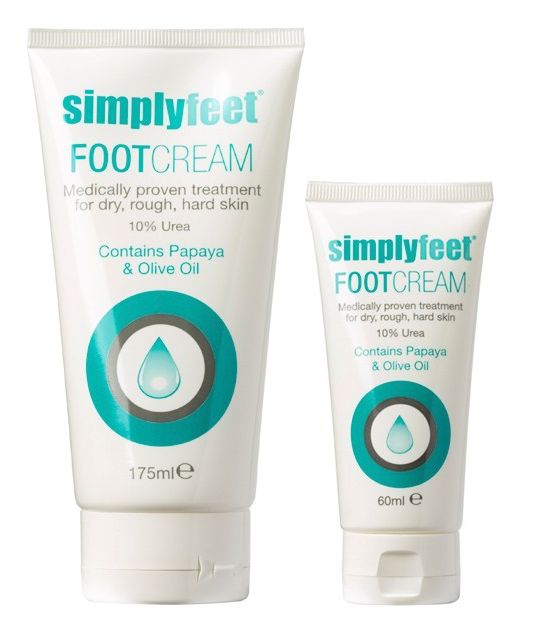 Simple Foot Cream
